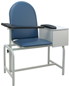 #2572 Winco Blood Draw Chair